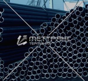 Труба водогазопроводная (ВГП) оцинкованная в Уфе