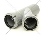 Труба канализационная гофрированная в Уфе № 7
